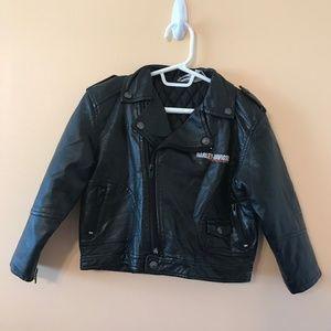 Harley- Davidson kids jacket